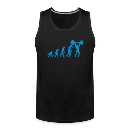 Strength Vest - Men's Premium Tank Top