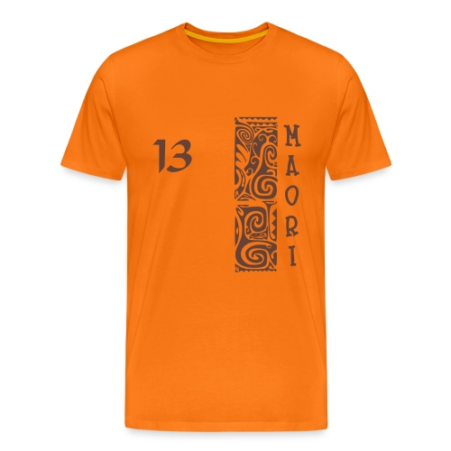 POLO H - Anth NZ 2011 - Youyou Maori 13 - T-shirt Premium Homme