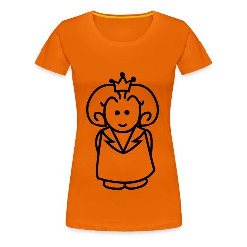 koninginnedag. - Vrouwen Premium T-shirt