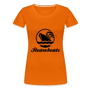 Steamboats - Women's Premium T-Shirt