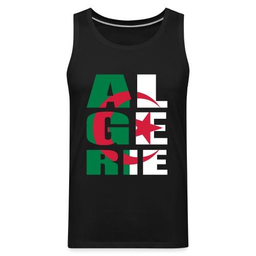 I love Algerie - Débardeur Premium Homme