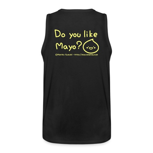 No Mayo No Life - Men's Premium Tank Top