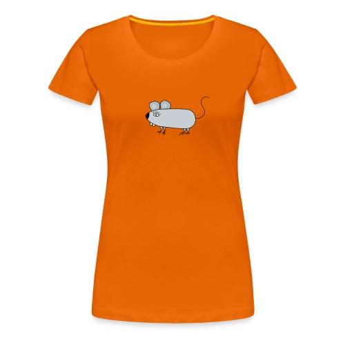 Mäuschen - Frauen Premium T-Shirt