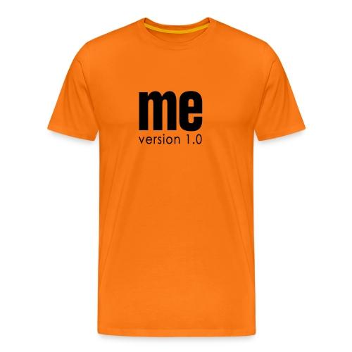 T-shirt homme version 1.0 - T-shirt Premium Homme