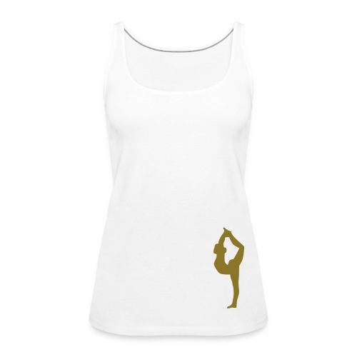 Yoga dames top - Vrouwen Premium tank top
