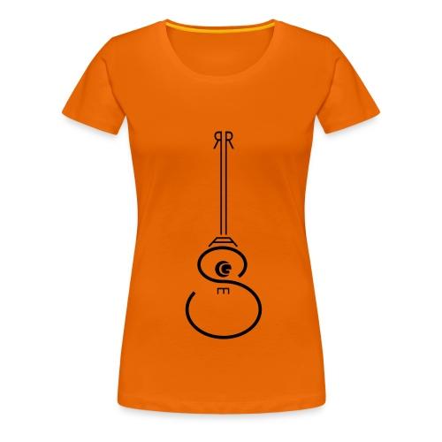 PROMOS / Prix de base = 20,00 € avec -10% de Réduction - T-shirt Premium Femme
