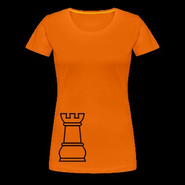 Chess Rook T-Shirts