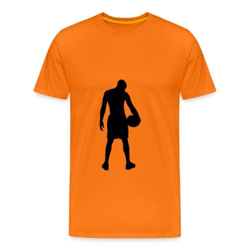 basket - T-shirt Premium Homme
