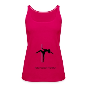 Tank Top Pole Position - Frauen Premium Tank Top