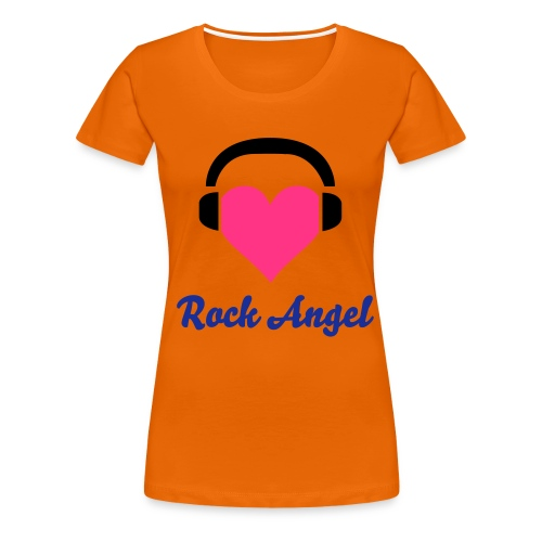 Rock Angel Womens Shirt - Women's Premium T-Shirt