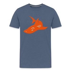 tee Shirt Shark - T-shirt Premium Ado