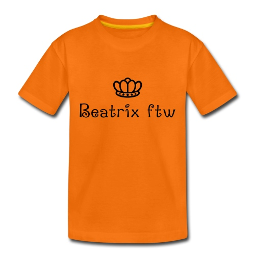Beatrix ftw - Teenager Premium T-shirt