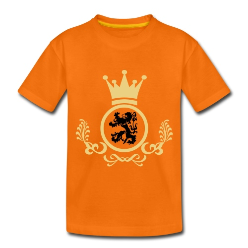 Kroon & Leeuw - Teenager Premium T-shirt