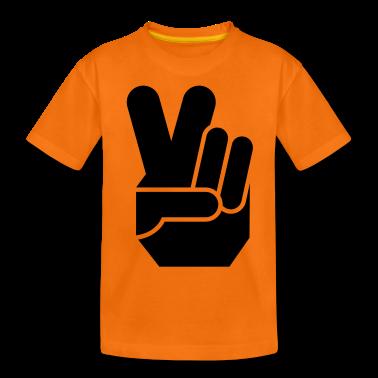 peace Kids' Shirts