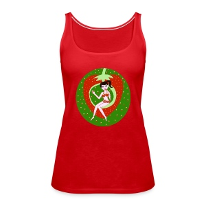 Strawberry Girl  - Frauen Premium Tank Top