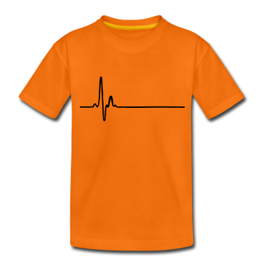 flatline profession Kids' Shirts