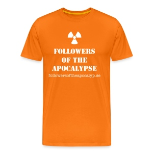 Followers of the Apocalypse - Men's Premium T-Shirt