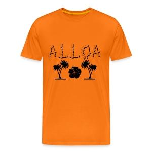Alloa - Men's Premium T-Shirt