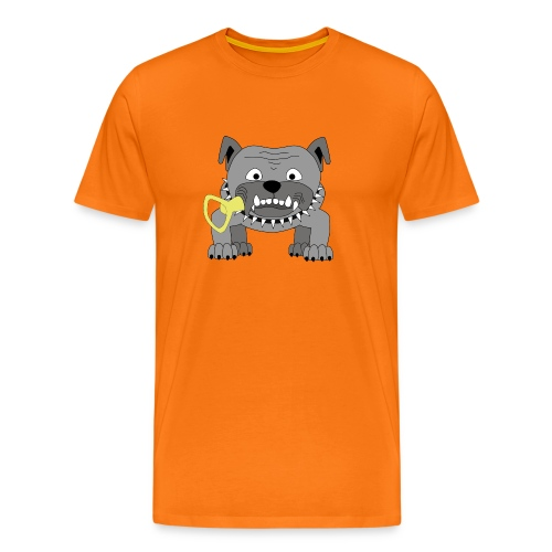 Hundeköter Männer T-Shirt - Männer Premium T-Shirt