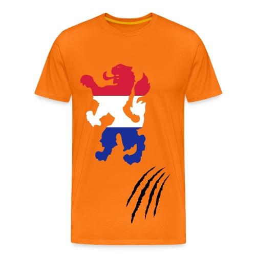 proud dutchman - Mannen Premium T-shirt