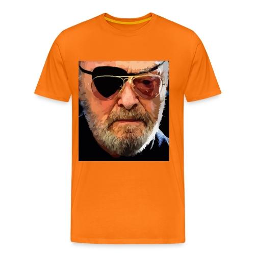 Orange Prince - Mannen Premium T-shirt