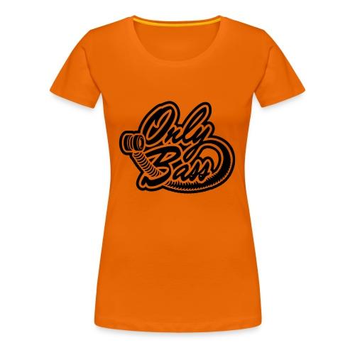 orange femme - T-shirt Premium Femme