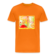 Mayo Comic T-shirt