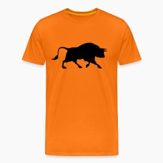 bull bullfighting animal T-Shirts