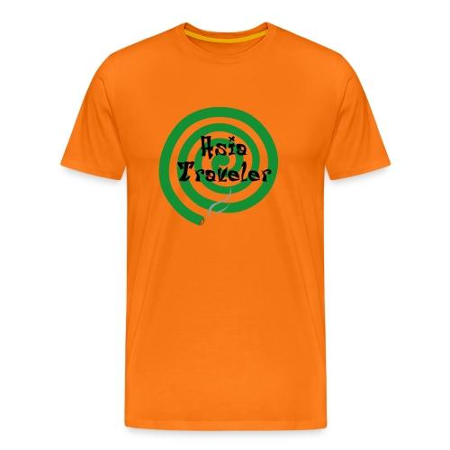 Asia Traveler - Men's Premium T-Shirt