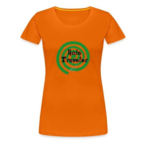 Asia Traveler - Women's Premium T-Shirt