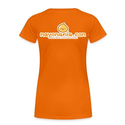 Mayo Love - Women's Premium T-Shirt