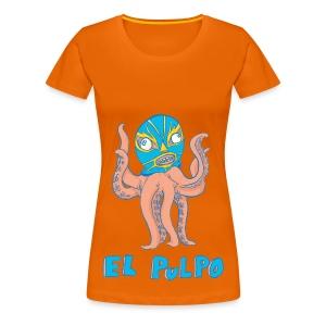 pulpodore revised - womens - Women's Premium T-Shirt