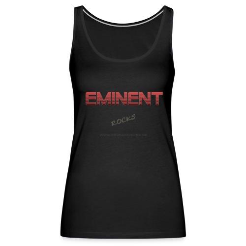 Eminentes Frauen-Top, Schulterfrei - Frauen Premium Tank Top