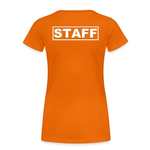 CHOK'S STAFF FEMME - T-shirt Premium Femme