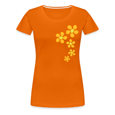 flowers_2c T-Shirts