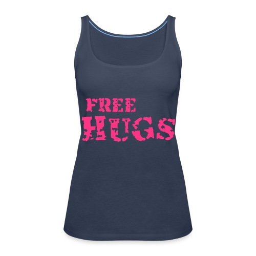 Free Hugs - Women's Premium Tank Top