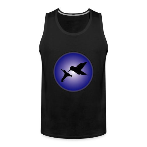 Homme : Colibri - Top mode - Men's Premium Tank Top