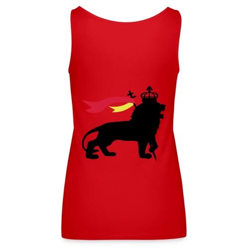 Lion Judah's  - Débardeur Premium Femme