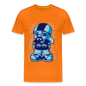Can i kick it ? bleu - T-shirt Premium Homme