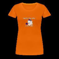 T-Shirts ~ Women's Premium T-Shirt ~ MYSTIC KITTY