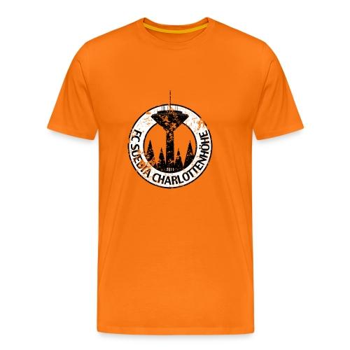 FCC-Classic-Shirt mit Stempellogo - Männer Premium T-Shirt