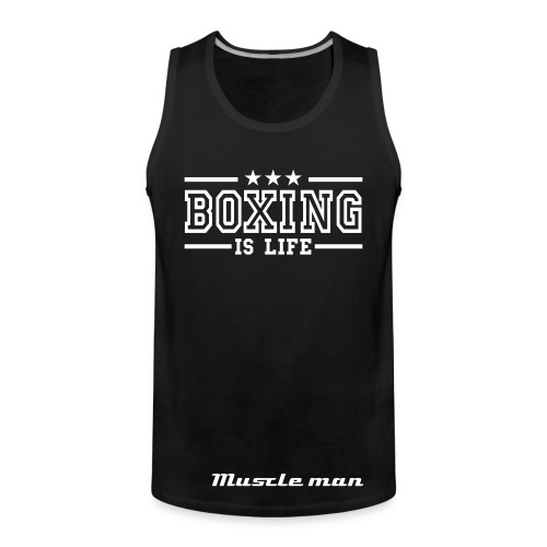 Muscle man - Mannen Premium tank top