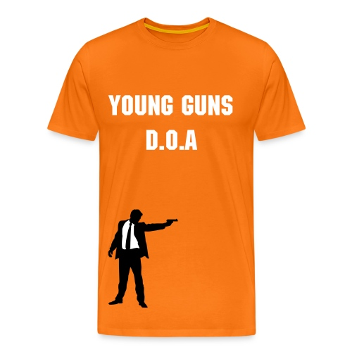 Young Guns Shirt - Men's Premium T-Shirt