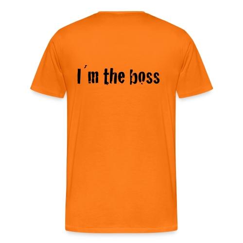 do it now - Camiseta premium hombre