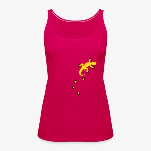 Gecko (women) - Frauen Premium Tank Top