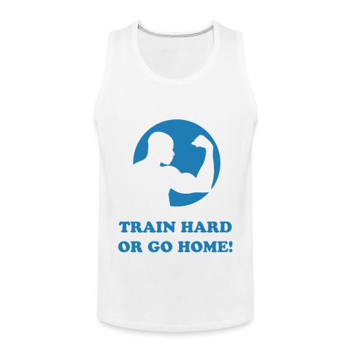 GYM TOP - Men's Premium Tank Top