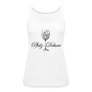 P-D Schulterfreies Tank Top Woman - Frauen Premium Tank Top