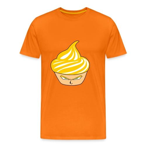 Cream Goku Homme - T-shirt Premium Homme