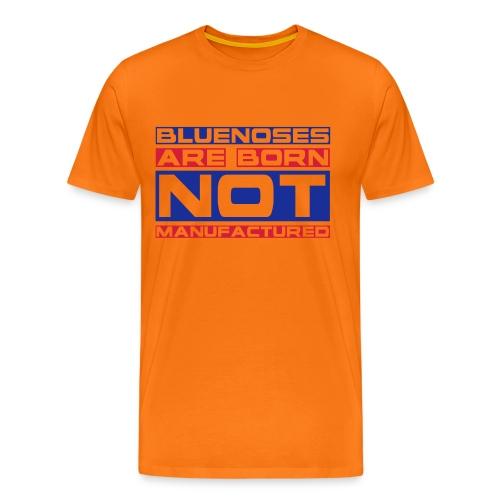 Blue Noses - Glasgow rangers - Men's Premium T-Shirt