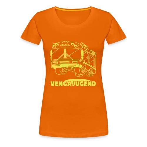BOOM! (Girlie) - Frauen Premium T-Shirt